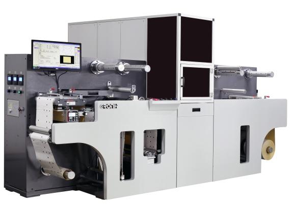 LC330R激光模切雕刻机