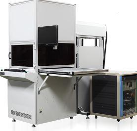 LC600T激光模切雕刻机