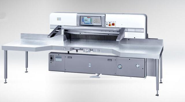 SQZ- 155/176 CTN KD KL全张程控切纸机