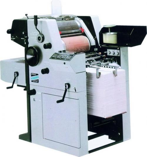 YK1800A型胶印机