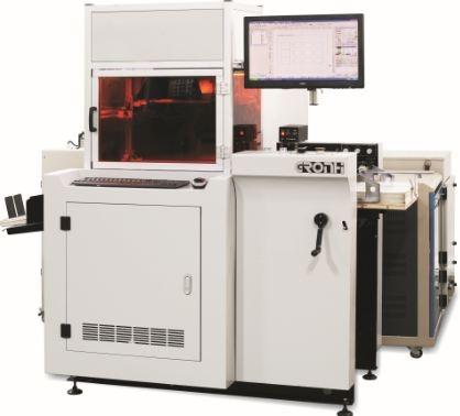 LC660S激光模切雕刻机