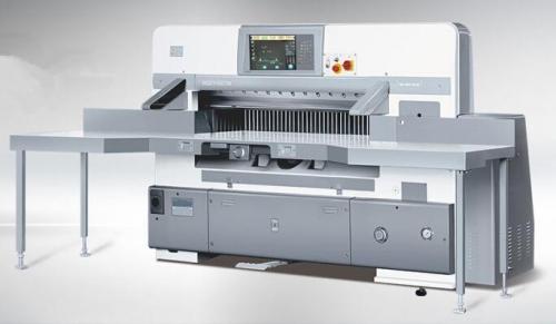SQZ- 115 CTN KD KL全张程控切纸机