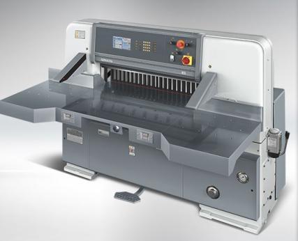 QZTK 92CTG-CG程控切纸机