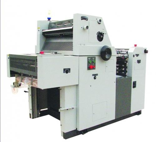 六开单色胶印机