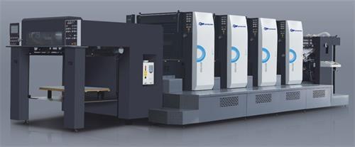 JD4920对开四色胶印机