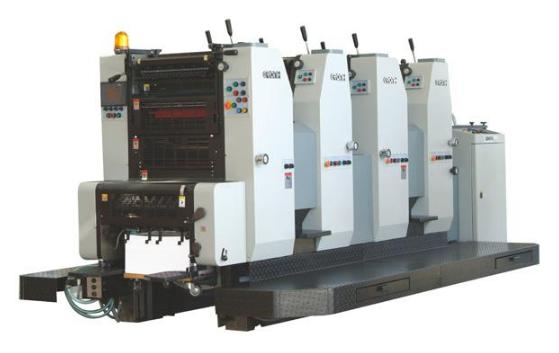 四色胶印机厂家